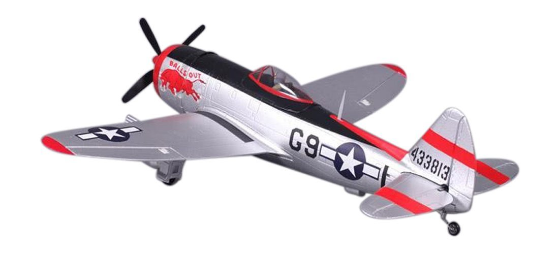 p-47 ready-to-fly RC model