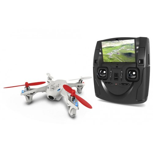 FPV Hubsan Quadcopter with monitor
