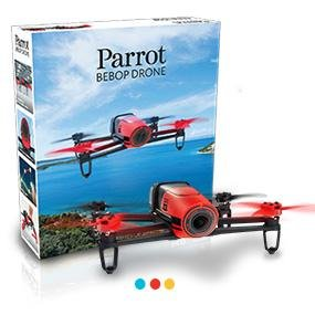 Latest Bebop Parrot Quadcopters And Drones