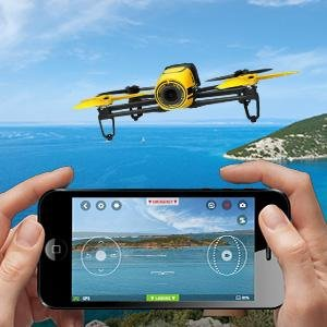 Parrot BEBOP Freeflight 3: An ultra intuitive application.