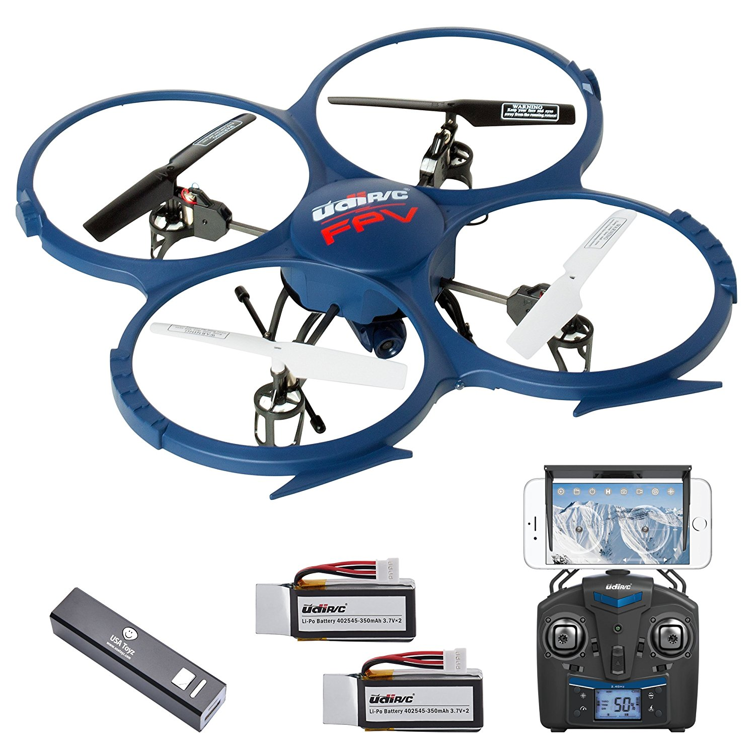 WIFI Quadcopter U818A FPV