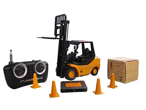 Forklift Radio Remote Controlled Industrial Construction