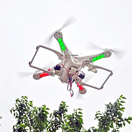 Phantom Quadcopter Retractable Landing Gear