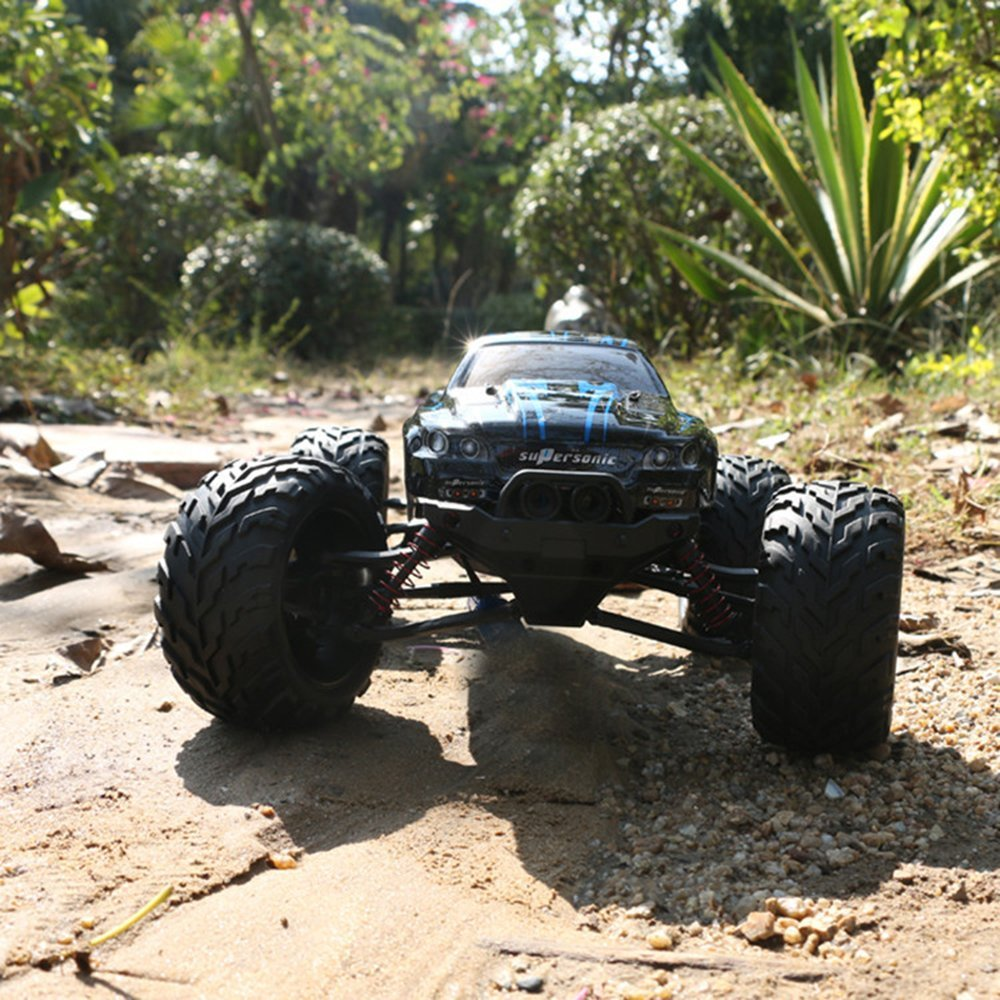 RC Gas Powered Car