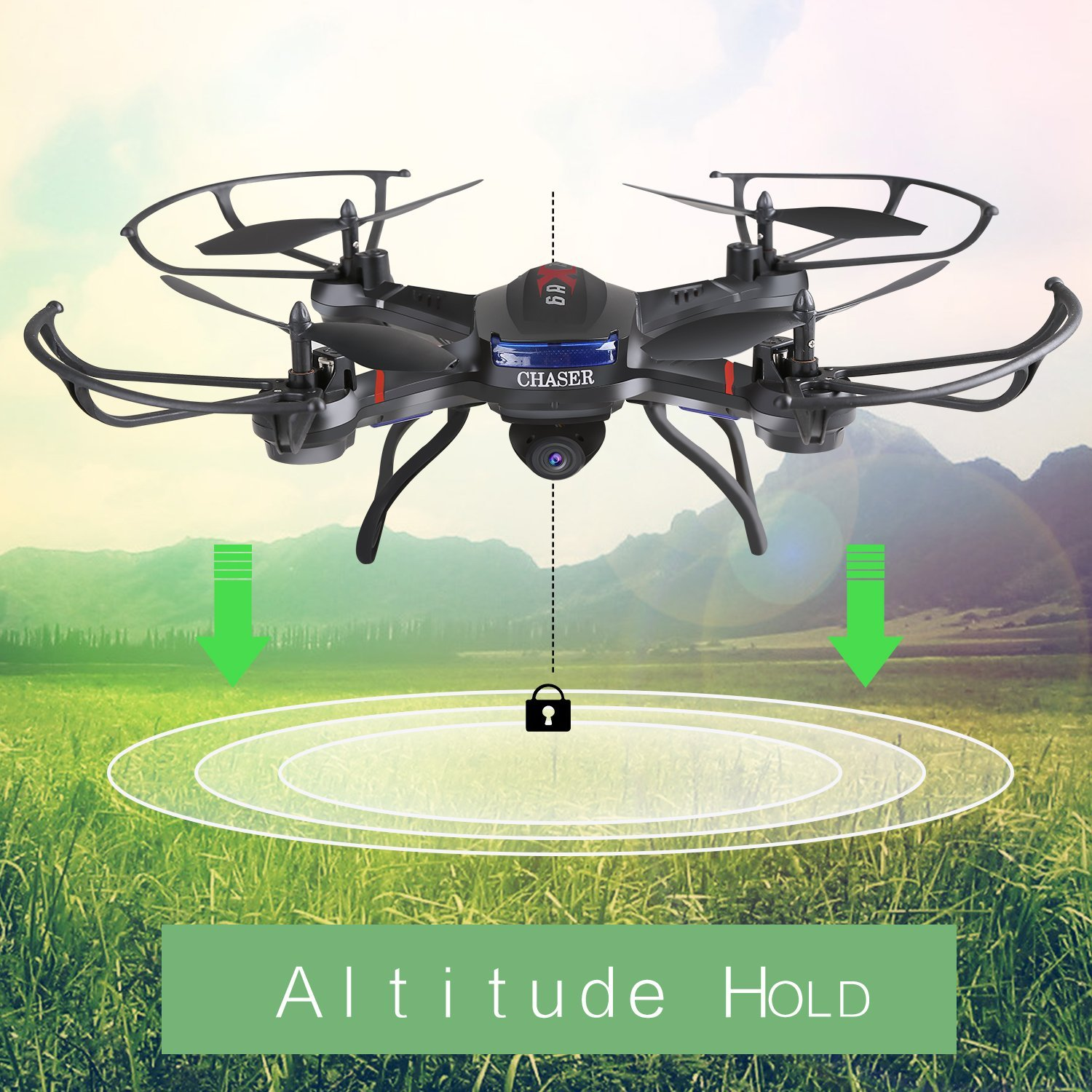 Quadcopter Wifi Control