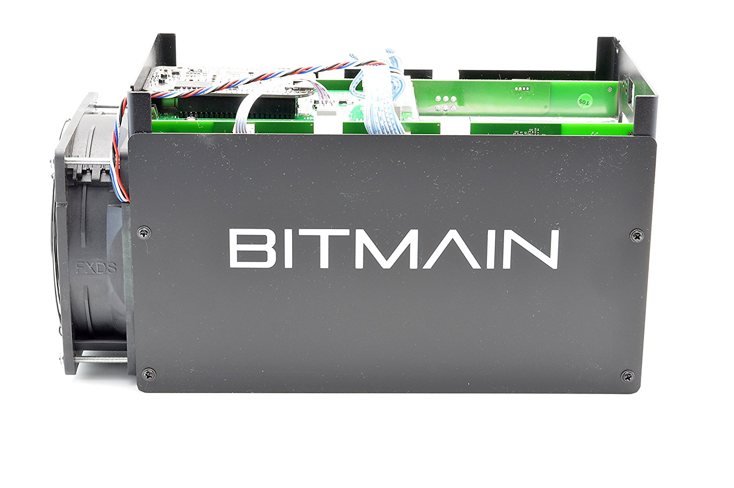 Bitcoin miner machine